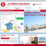 AlFresco Holidays - Tourisme de plein air