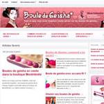 Boule de Geisha - Le blog conseil
