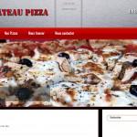 Création du site Chateau Pizza
