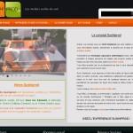Création du site Sushiprod